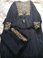 Abaya dress maxi islamic dress