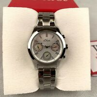 s.Oliver Time Women's Watch Quartz Silver Stainless Steel Analogue SO-3309-MM