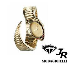 Orologio bracciale donna ROBERTO CAVALLI R7253250517 PVD oro giallo e Rubini