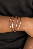 Paparazzi Jewelry Bracelet ~Take A CATWALK - Copper~3693