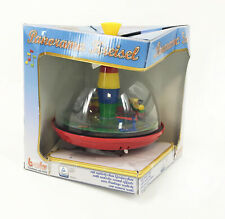 Bolz Toys Spinning Train Top with Railway For Kids 18M + Model 52120 #No1203