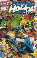 Marvel Holiday Special   January 1993   MARVEL Comics