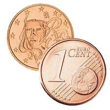 Pièces euro de la France pour 1 Cent année 1999