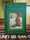 The Call of the Wild JACK LONDON 1906 Norwood Press US print Illustrated, NICE