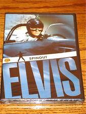 ELVIS PRESLEY SPINOUT DVD SEALED!