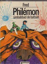 FRED. Philémon 5. Simbabbad de Batbad. EO 1974
