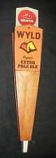 UINTA BREWING WYLD Organic Extra Pale Ale Beer Tap Handle                Lot #34
