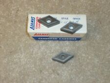 3 New Adamas DNMG 432 PWX Carbide Inserts