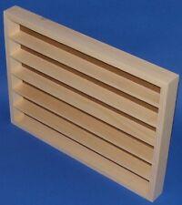 Pine Model Paint Storage Shelf 1/72 1/48 1/35 - 5 Shelf