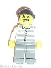 Minifig Prisonnier LEGO POLICE Prisoner / Set 7724 4436 7743 7899 7744 ...
