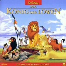 Der König der Löwen - Original-Hörspiel zum Kinofilm - Hörbuch - CD - *NEU*