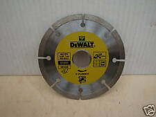 DEWALT DT3701 115MM X 22.2MM ANGLE GRINDER DIAMOND CUTTING DISC