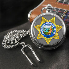 California Highway Patrol (CHP) Pocket Watch