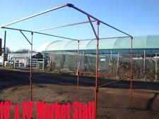 MARKET STALL HEAVY DUTY FRAME 10'x10' BRAND NEW