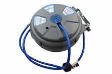 Retractable Air Line Hose Reel 15m Wall Mountable Compressed Airline US PRO 8183