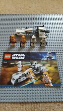 LEGO Star Wars Clone Trooper Battle Pack (7913) 100% complete with instructions