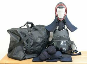 Kendo armor set Junior high school students and girls with small heads 155-160cm