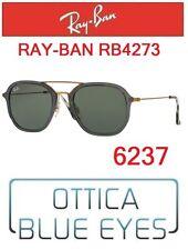 Occhiali da Sole RAYBAN RB 4273 6237 vintage double bridge sunglasses RAY BAN
