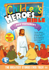 The Children's Heroes of the Bible: New Testament [New DVD] Full Frame