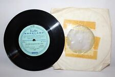 "7"" Single - Mansfield Co-operative Girls' Choir - Llangollen Test Pieces - 1967"