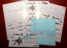 Begemot DECALS 1/72 Mikoyan MiG-29SMT # 7234