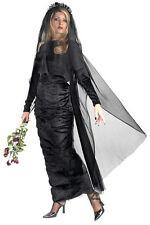 Black Widow Women Halloween Costume - Large ( Size 12-14 ) 3614