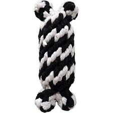 Super Scooch Braided Rope Man With Squeaker Dog Toy 6.5-Small