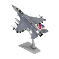 1/72 Alloy F16D Fighting Falcon Fighter Jet Airplane w/ Metal Display Stand