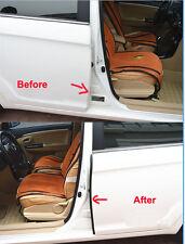 1.6M B Pillar Car Door Seal Strip Rear Edge Trim Rubber Sealing Strips Windproof