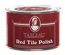 Tableau Cardinale Rosso piastrella cera polacco 250ml ripristina Mattoni Piastrelle & passi concreti