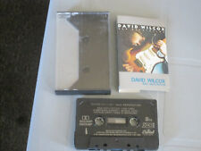 David Wilcox - Bad Reputation (Cassette, Tape) WORKING Tested