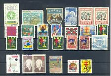 COLOMBIA 26 ST INCL BACK OF BOOK / TBC LABELS --F/VF