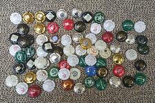 Lotto di capsule di champagne collezione vintage placomusophile french antico
