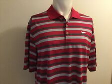 Nike Size Lt Dri-Fit Tour Performance Golf Shirt New Without Tags MultiColor