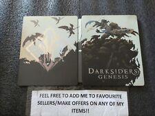 Darksiders Genesis collectors edition Steelbook(NO GAME!!! MINT)