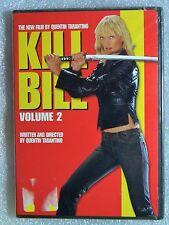 BRAND NEW Kill Bill Vol. 2 Anamorphic Widescreen 786936245783 UPC Uma Thurman