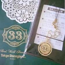 Rare Club 33 Limited Wrist Strap for Cellphone Tokyo Disney Land Resort