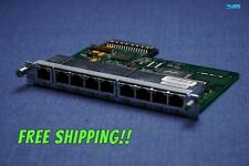 GENUNIE! Cisco EtherSwitch 9-Port High-Speed WAN Interface Card HWIC-D-9ESW
