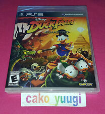 DUCK TALES DUCKTALES REMASTERED DISNEY SONY PS3 NEUF VERSION AMERICAINE