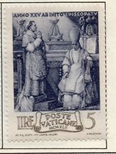 Vatican City 1943 JUBILEE ISSUE fine Comme neuf charnière 5 L. 146905