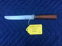 Vintage Catalan Knife with Brown handle #I