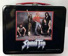 2000 This Is Spinal Tap Full Size Factory Lunch Box McKean Reiner Schearer Guest