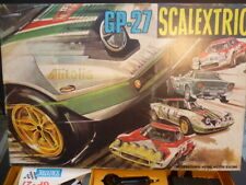 Scalextric español GP27 Set Ex Tienda Stock menta sin usar