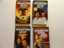 Lot of 4 Quantum Leap Paperback Books (Prelude, Song Dance, Random, Too Close)