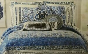 NEW JESSICA SIMPSON AZIZA KING COMFORTER SET