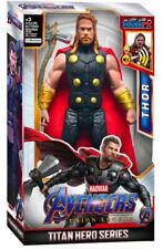Talking Thor Marvel Avengers Titan Hero Series Power FX Sound Action Figure Toy