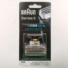 Genuine Braun 51S Series 5 Electric Foil Shaver Replacement Blade Cassette Head