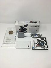 Nintendo DSi Resilam / Zechrome Edition White Pokemon DS Japan game F/S rare