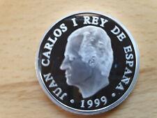 1000 Spanische Silber Pesetas Olympia 2000 Sidney Polierte Platte