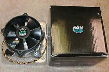 """NEW! COOLER MASTER CPU Cooling Fan & Heatsink Socket T / LGA775. 3 1/2"""" fan"""
